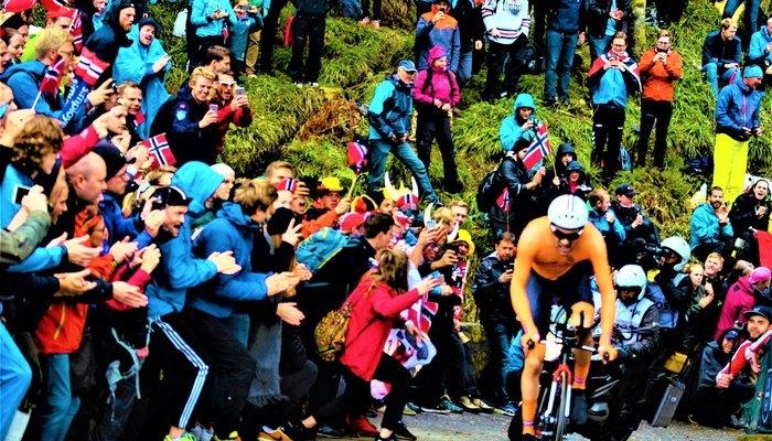 Vuelta a España 2015: Dumoulin gana la crono de Burgos y es líder