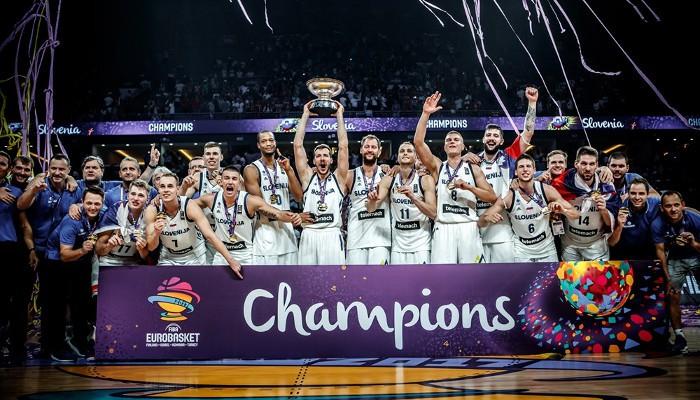 Eurobasket 2017: Eslovenia oro, Serbia plata y España bronce