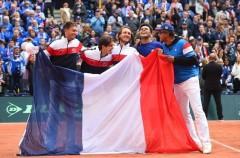 Copa Davis 2017: Francia y Bélgica jugarán la final