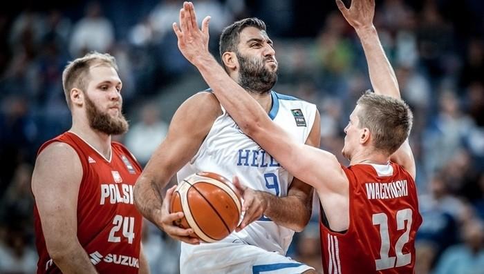 Grecia se mete a última hora en octavos de final del Eurobasket 2017
