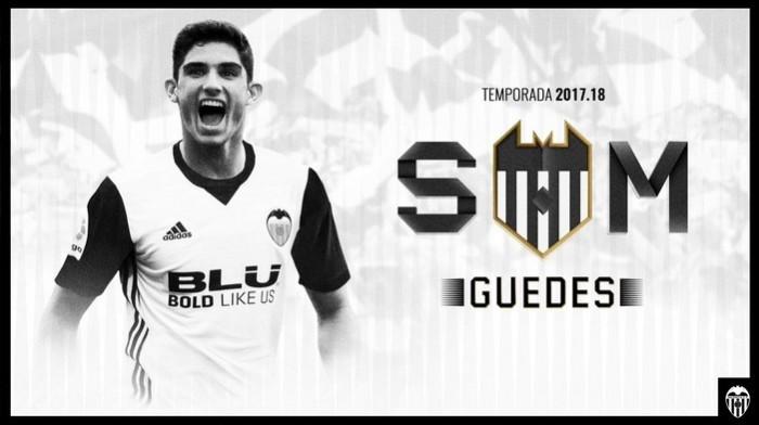 Guedes llega cedido al Valencia desde el PSG