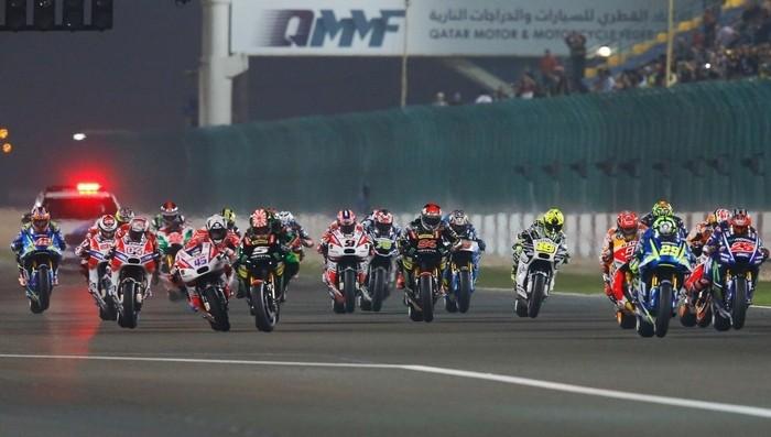 El Mundial de MotoGP ya tiene calendario para el año 2018