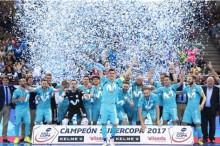 Movistar Inter gana la Supercopa de España 2017