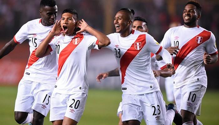 Perú se acerca al Mundial de Rusia 2018