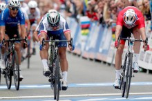 Mundial de ciclismo 2017: Peter Sagan, tricampeón