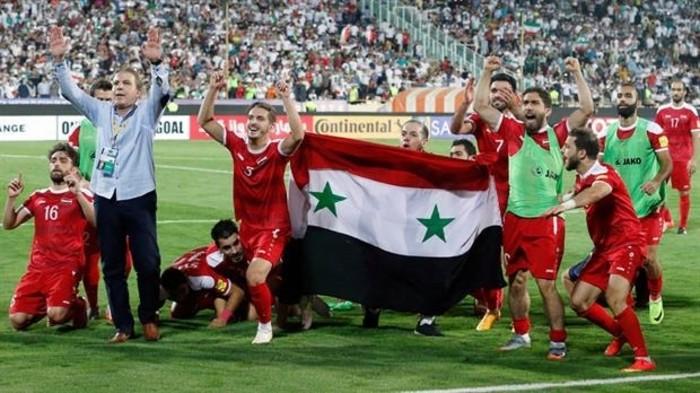 Siria está más cerca que nunca de jugar su primer Mundial