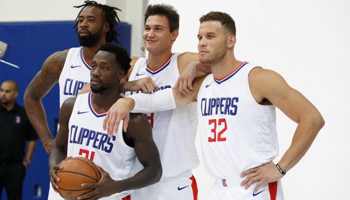 Los Clippers afrontan la temporada sin Chris Paul