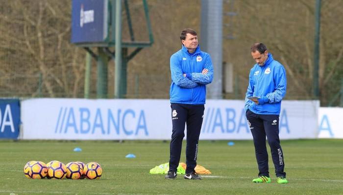 Cristóbal Parralo se estrenará como entrenador en Primera con el Deportivo