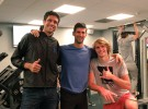 "Novak Djokovic: ""Federer y Rafa Nadal me han mostrado cómo llegar a la cima"""