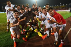 Mundial sub 17: España pasa a cuartos y se medirá a Irán