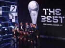 Conoce a todos los ganadores de los premios FIFA The Best 2017