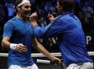 Federer habla sobre una hipotética película sobre él y Rafa Nadal