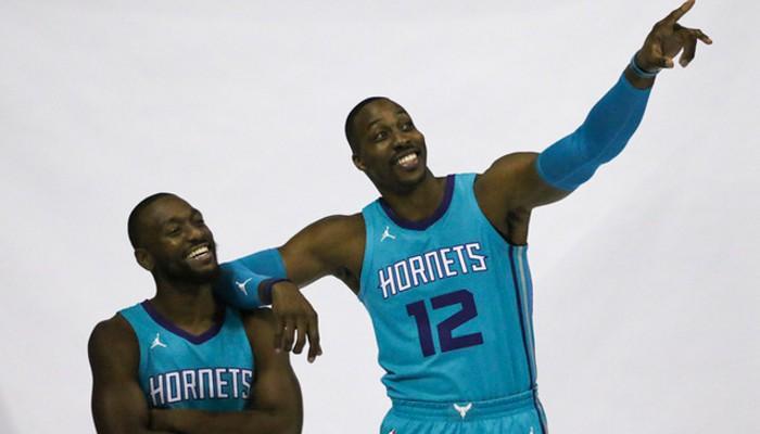 Walker y Howard, nueva sociedad en los Hornets