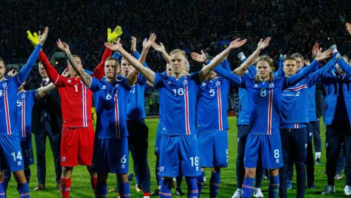 Islandia jugará en Rusia su primer Mundial