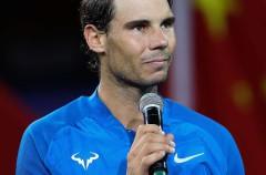 "Rafa Nadal: ""Federer me ha impresionado esta temporada"""