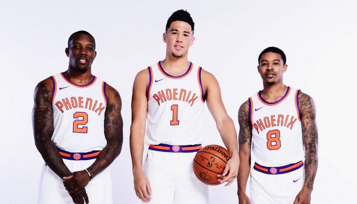 Los Suns afrontan otra temporada sin opciones de jugar playoffs