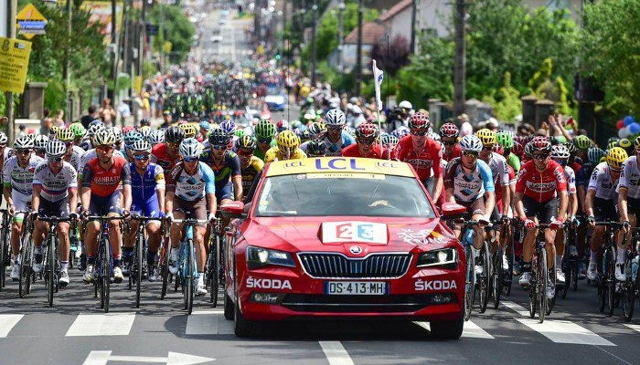 Calendario ciclista World Tour para el año 2018