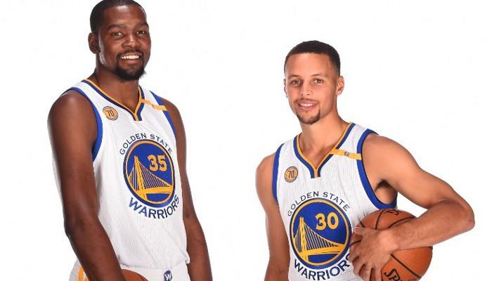Los Warriors son los favoritos a ganar la NBA un año más