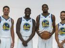 NBA: Warriors favoritos para el anillo de 2018