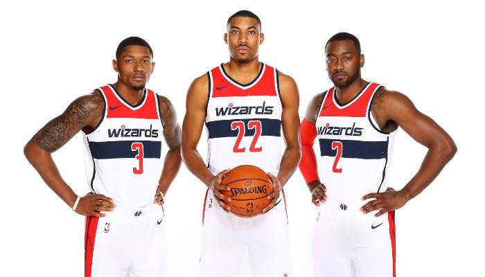 Los Wizards tienen que ser uno de los gallitos del Este