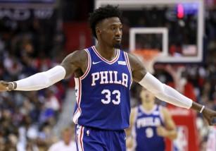 NBA: Covington, de no drafteado a millonario