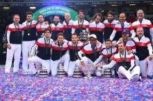 Copa Davis 2017: Francia levanta la Ensaladera