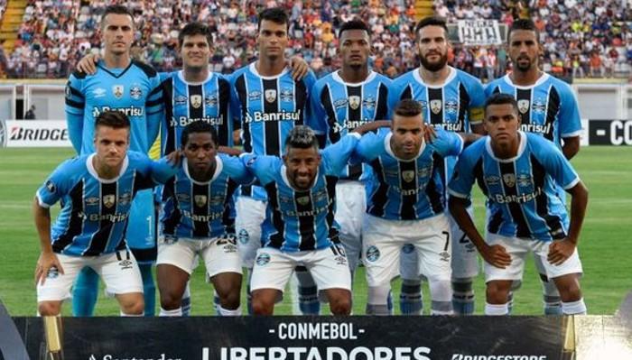 Gremio buscará su tercer título en la Copa Libertadores