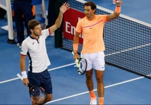 Rafa Nadal podría despedir el 2017 ante Carreño y Djokovic en Abu Dhabi