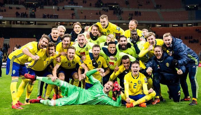 Clasificación Mundial 2018: Croacia, Suiza, Suecia y Dinamarca pasan la repesca
