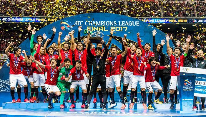 Urawa Red Diamonds ha ganado la Champions de Asia de 2017