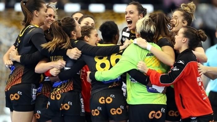 El equipo español de balonmano para Londres 2012