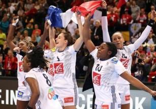 Mundial balonmano femenino 2017: Francia campeona, Noruega plata y Holanda bronce