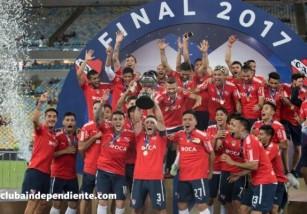 Club Atlético Independiente gana la Copa Sudamericana 2017