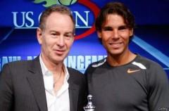 """McEnroe: """"Rafa Nadal tiene una nueva arma en su servicio"""""""
