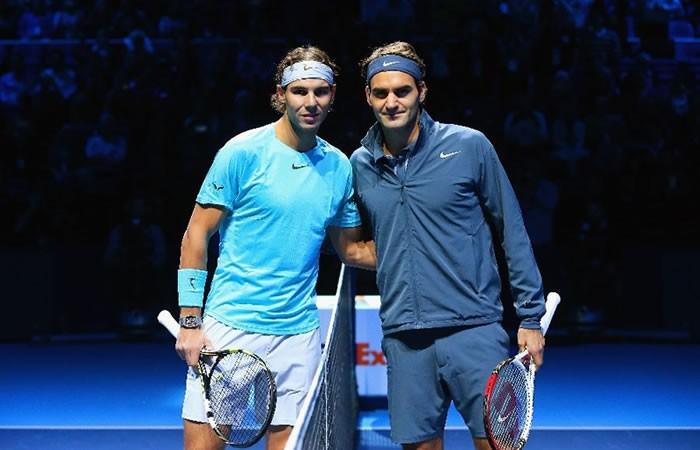 Nadal afirma que hijos de Federer estarán en su academia