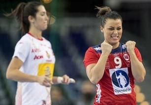 Mundial balonmano femenino 2017: España eliminada al perder contra Noruega