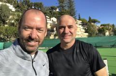 Djokovic recluta a alguien que sabe cómo vencer a Rafa Nadal