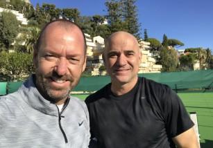 Djokovic recluta a un especialista que sabe cómo vencer a Rafa Nadal
