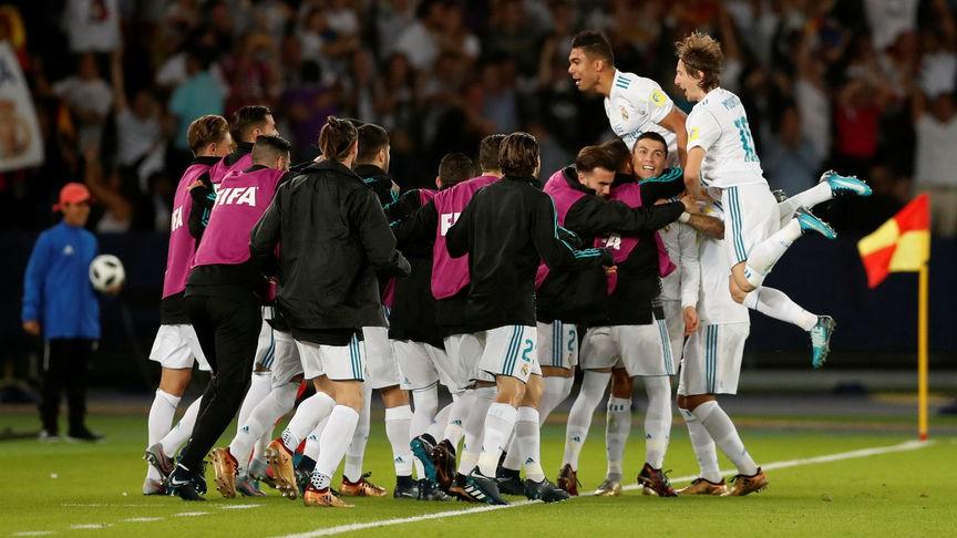 Champions League 2016-2017: el Madrid remonta ante el Nápoles