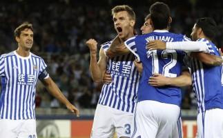 Cuatro equipos españoles en dieciseisavos de la Europa League 2017-2018