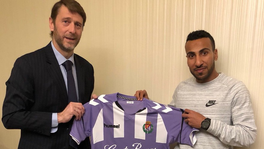 A Segunda División también llegarán futbolistas saudíes, como Al Mousa
