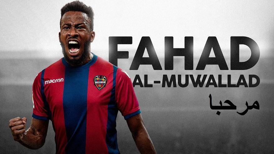 Al Muwallad llega cedido al Levante