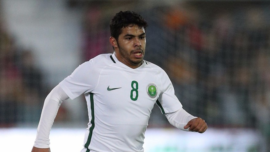 El internacional saudí Al Shehri jugará en el Leganés