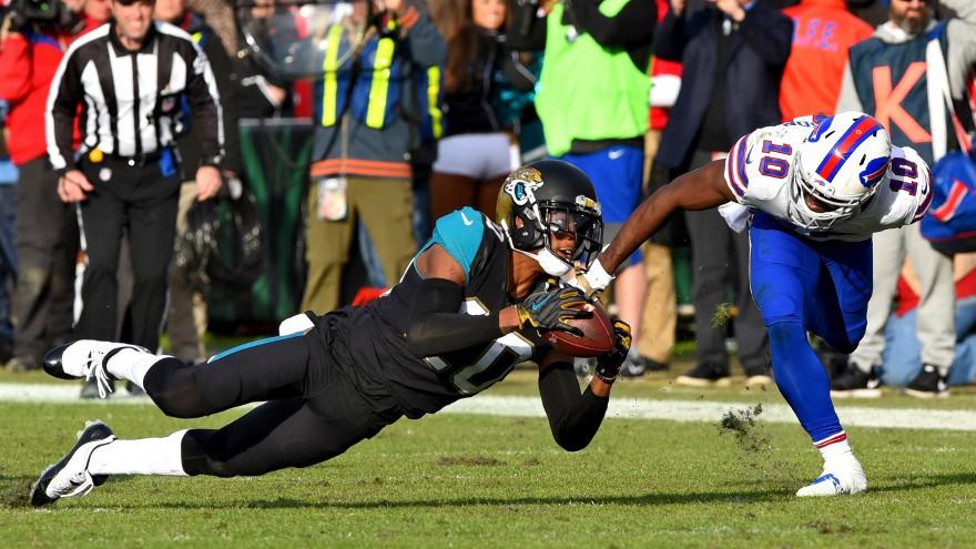 Los Jaguars vencieron a los Bills en el partido más soso de la ronda de Wildcards