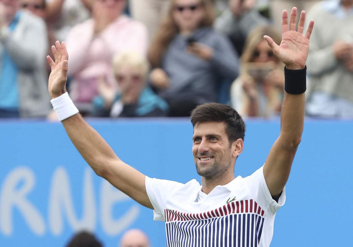 Djokovic reaparece con excelente victoria ante Thiem