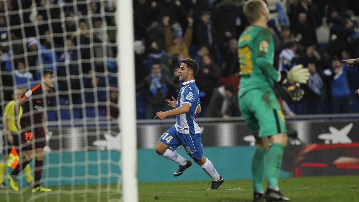 Copa del Rey 2017-2018: resultados de los partidos de ida de cuartos de final