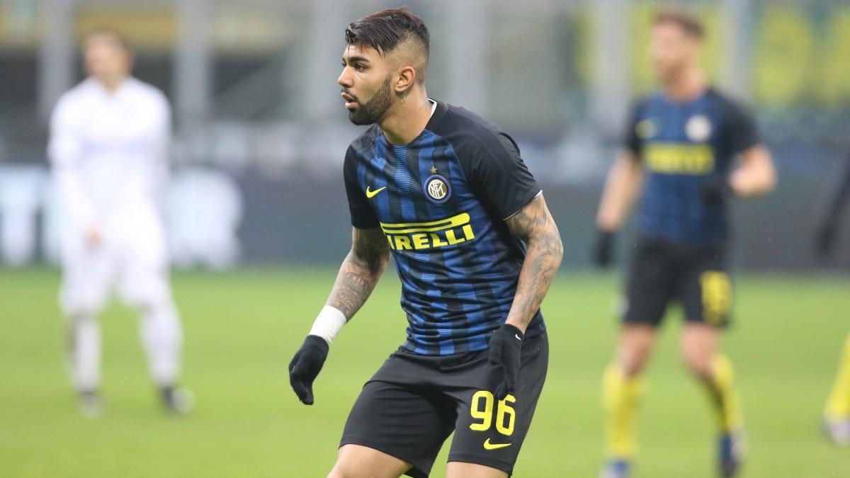 Gabigol, de fichaje estrella para el Inter de Milán a peor jugador de la liga italiana