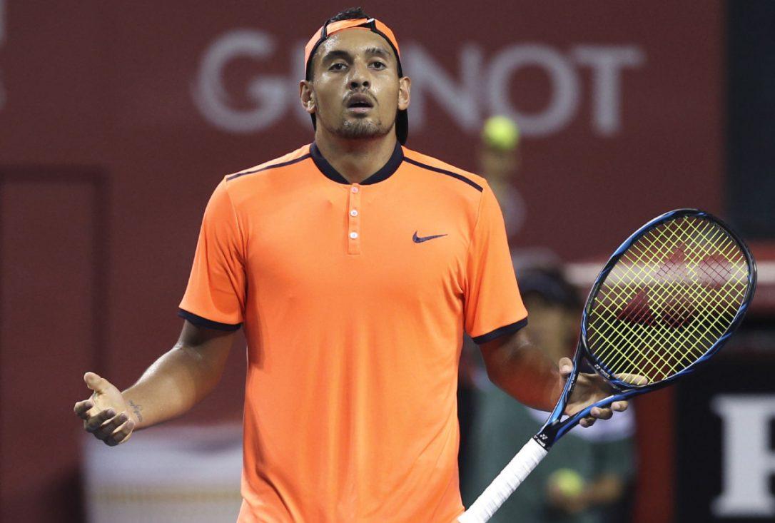 """Djokovic: """"Kyrgios puede eclipsar a Federer y Nadal en Australia"""""""