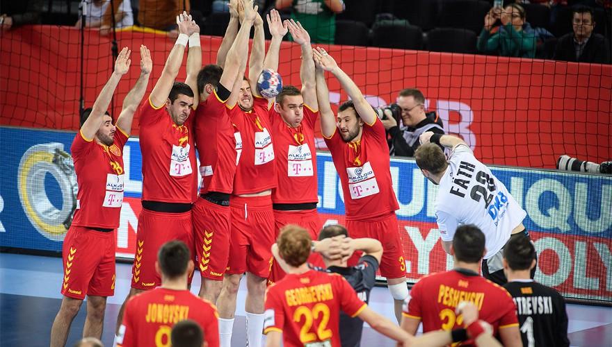 Macedonia será uno de los rivales de España en la segunda fase del Europeo de balonmano 2018