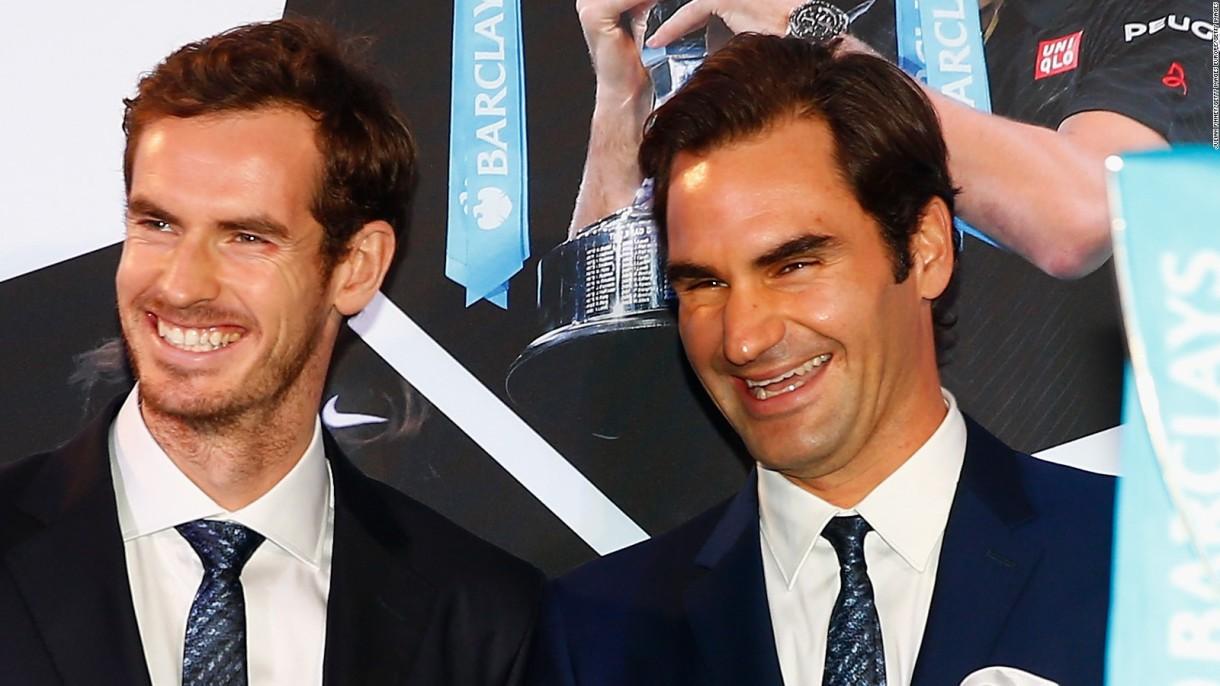"""Gilbert: """"Murray puede animarse por la experiencia de Federer y Nadal"""""""